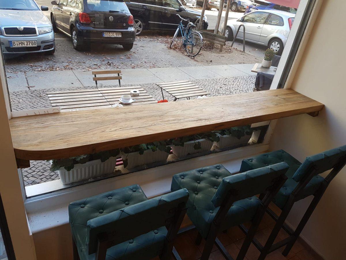 Bäckerei und Cafe Fensterbank